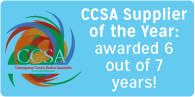 CCSA Supplier of the Year